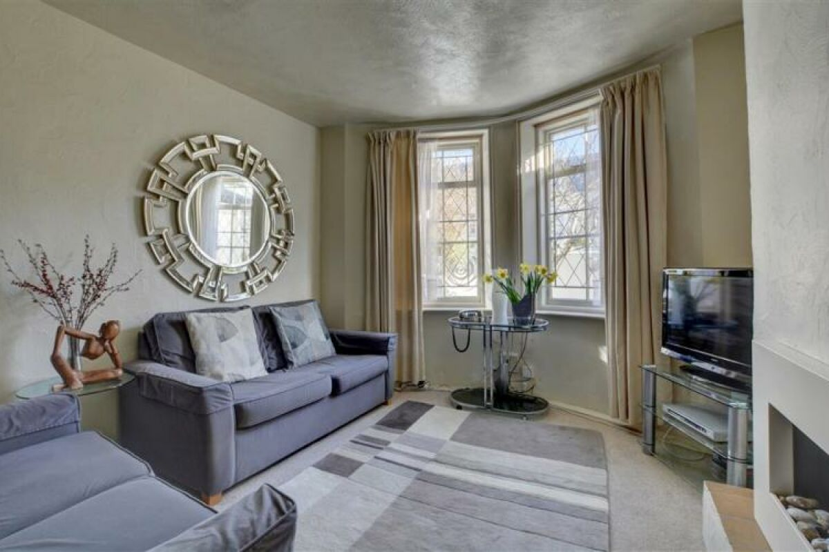 Living Area, North Gardens Cottage Serviced Accommodation, Brighton