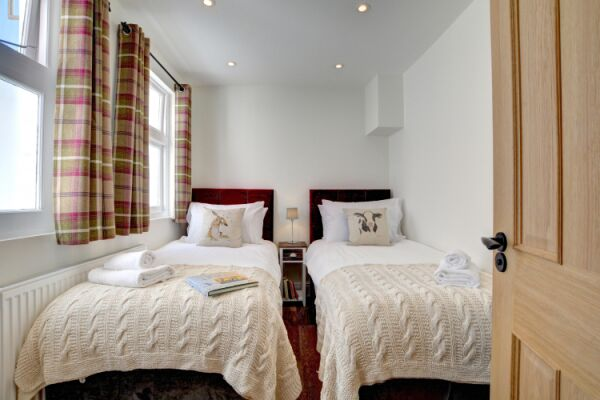 Bedroom, Thirty Seven House Serviced Accommodation, Brighton