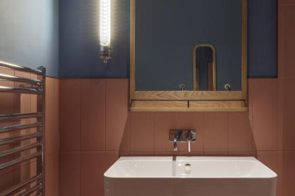 Bathroom, Whitworth Locke Serviced Apartments, Manchester