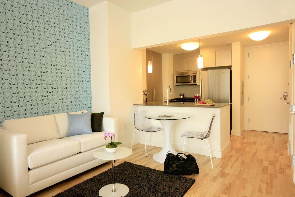 Studio, Ten 23 Serviced Apartments, New York