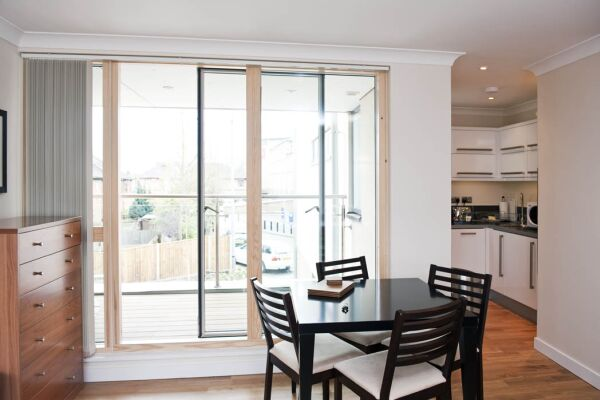Dining Area, Byron House Serviced Apartments, Cambridge