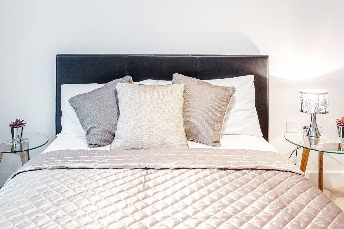 Bedroom, LEYWICK APARTMENT