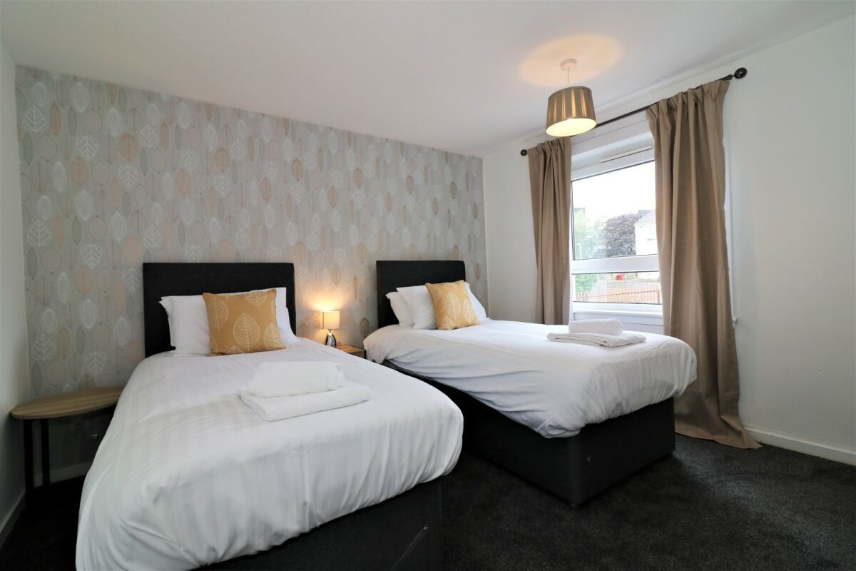 Carnoustie House Accommodation                         - East Kilbride, Lanarkshire
