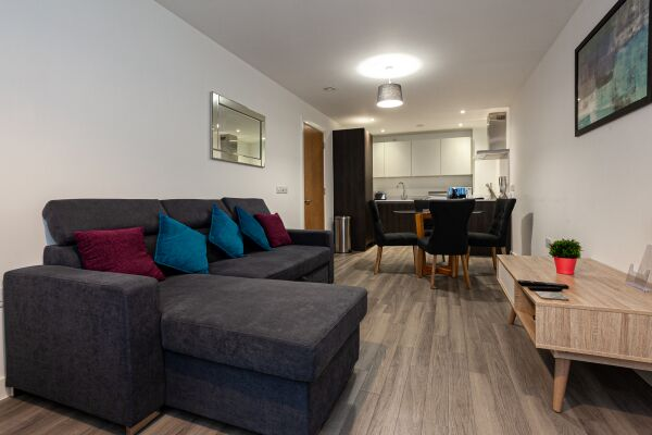 Halo House Apartments                                     - Manchester, England