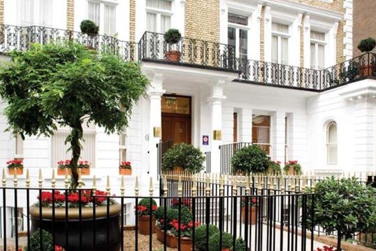 Beaufort House Serviced Apartments, Knightsbridge
